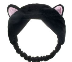 BOUGHT $1.89 Cute-Sweety-Cat-Ear-Soft-Towel-Hair-Band-Wrap-Headband-For-Bath-Spa-Make-Up