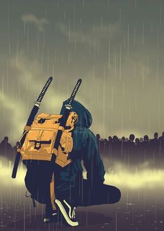 Art Discover anime / cyberpunk / scifi / tech / whatever / i love you Urban Samurai Samurai Art Samurai Anime Character Inspiration Character Art Beste Gif Anime Kunst Animated Gif Comic Art Comic Kunst, Comic Art, Character Inspiration, Character Art, Urban Samurai, Japon Illustration, Botanical Illustration, Animes Wallpapers, Animated Gif