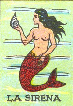 Mexican mermaid