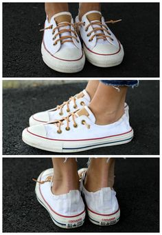 How to Clean Your Converse Methods Put To The Test!] - Living in Yellow