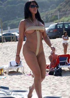 Sexy Exotic Sunbath String Micro Triangle Brazilian 2018 Women G string thong Bikini