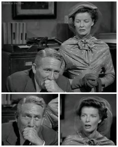 Adam's Rib: Katharine Hepburn and Spencer Tracy