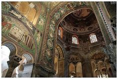Ravenna - The city of mosaics!