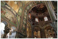 Ravenna - The city of mosaics!