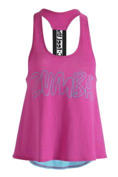 Zumba Party on Racerback (berry, m) Zumba Party, Zumba Outfit, Sport Outfits, Gym Outfits, Fitness Outfits, Workout Wear, Fitness Fashion, Athletic Tank Tops, Athletic Wear