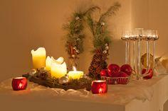 Liebevolle Adventsdekoration im SCHÜLE'S