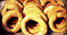 Ελληνικές συνταγές για νόστιμο, υγιεινό και οικονομικό φαγητό. Δοκιμάστε τες όλες Greek Dishes, Onion Rings, Sweet And Salty, Greek Recipes, Finger Foods, Cooking Recipes, Sweets, Ethnic Recipes, Statues