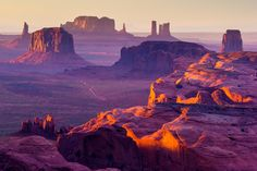 Truly Monumental #MonumentValley Motorcycle Tour: L.A., Route 66 & National Parks | The Roadery