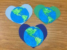 Cantinho Alternativo: Dia do Meio Ambiente- Planeta no Coração