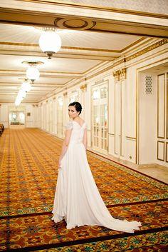 The Pacific Ballroom Foyer Christine Williams, Vancouver Wedding Photographer, Indoor Ceremony, Fairytale Weddings, Nautical Wedding, Formal Dresses, Wedding Dresses, Foyer, One Shoulder Wedding Dress