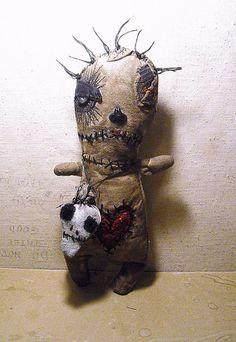 Voodoo Ghislaine/Junker Jane