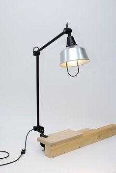 Altbeau, workshop lamps, workbench lamps & atelier lamps