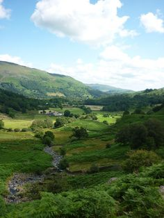 Grasmere, Lake District - just can't wait ;)