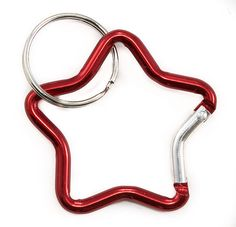 2f5c8cca85 Star Carabiner Clip More Colors Available