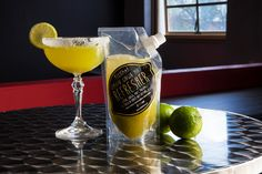 FitChefs Margarita Drink!  Ingredients: - Tequila 1.5 shots - Triple sec 1 shot - Refresher 150ml - Lemon garnish  Required items: - Shaker - Need 350-400ml glass - Mint for garnish  Preparation Instructions: - Add liquids into shaker - Shake and strain - Add lemon wedge  Order your FitChef refresher online !