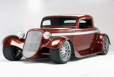 1933 model hot rod