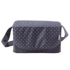 NEW MY BABIIE MINT CHEVRON BABY MATERNITY NAPPY CHANGING BAG /& CHANGE MAT