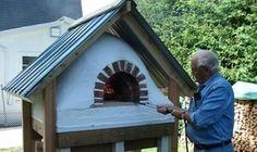 Pasii de construire a unui cuptor traditional din lut
