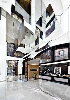 2014 BOY Winner Retail Intervention Interior Design MagazineRetail