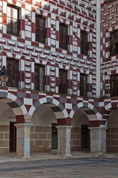 Plaza Alta, Badajoz | Extremadura | Spain