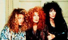 the witches of eastwick   The Witches of Eastwick: Michelle Pfeiffer, Susan Sarandon and Cher in ...