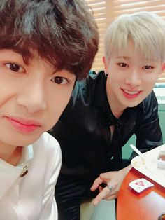Hyungwonho just...just LOVE this guys
