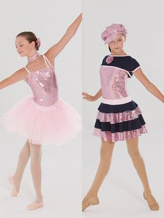 Heart and Soul | Revolution Dancewear All-in-One Recital Costume