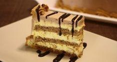 Grčka torta - Veca World Torte Recepti, Kolaci I Torte, Sweet Recipes, Cake Recipes, Dessert Recipes, Greek Cake, Best Recipe Box, Torte Cake, Croatian Recipes