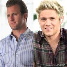 Has anybody noticed how similar Danny Williams from Hawaii Five-0 and Niall Horan from One Direction are???? They both have a habit of calling people babe and they're both claustrophobic. Plus they kinda look alike!!!O_O