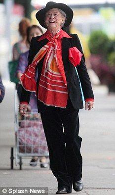 John Hurt as Quentin Crisp,