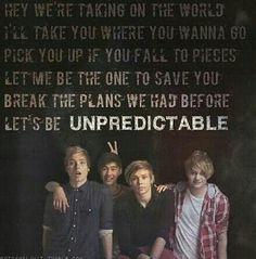 Unpredictable- 5SOS
