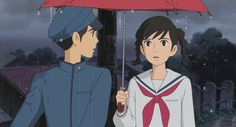 From Up on Poppy Hill...  Studio Ghibli