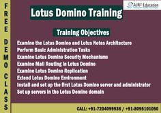 Lotus Domino Training