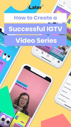 Ready to create an IGTV series?With dedicated titles, themes, and a subscribe button to get notified when new content rolls out, it's easy to see why brands are jumping on board with the trend. Plus, given IGTV's growing popularity, creating your very own video series could be an excellent way to reach new audiences, grow your engagement, and even capture leads! #instagram #IGTV #socialmedia