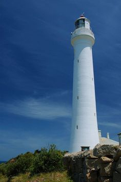 The Point Hicks Lighthouse, Cape Everard,, Croajingolong National Park, VIC.