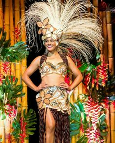 Cook island fashion