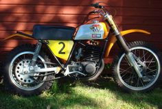 Ake Jonsson's 1972 GP Maico