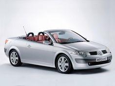 DriveMag - Car specs, news and configurator Megane Cc, Customize Your Car, Renault Megane, Car Headlights, Cabriolet, Latest Cars, Tow Truck, Photos Du, Car Car