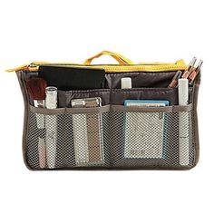 E'Plaza Expandable Women Travel Insert Handbag Organiser Purse Large Liner Tidy Bag with Handles (grey) E'Plaza http://www.amazon.com/dp/B0154C4S06/ref=cm_sw_r_pi_dp_yyrbxb0BPQTAX