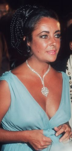 Taylor at the 1974 premiere of That's Entertainment