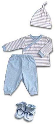 New Conceptions Baby Essentials pattern