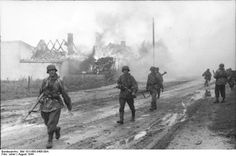 Category:Warsaw Uprising photos from German Side Army Branches, Warsaw Uprising, Canadian Soldiers, Pearl Harbor Attack, War Image, Janus, Second World, War Machine, World War Ii
