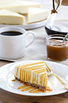 Salted Caramel Cheesecake is definitely the impression you want to make on your guests this holiday season. Be ready for the wows!