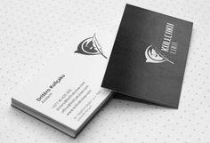Cartão de visita para Passos advogado que ajudam você a projetar memorável Cartões de visita