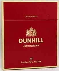 Dunhill and Rothmans International Marquillas for Sale at Versalles Capital Federal Capital Federal