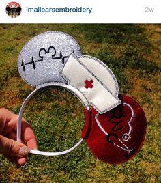 Nurse ears I need these for Disney world