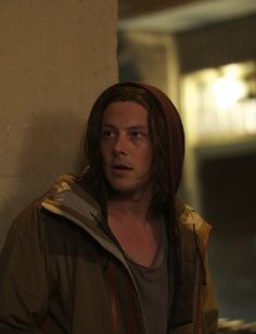 Cory Monteith in the trailer for McCanick