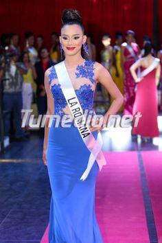 Idania Sanchez - Reina del Tropico Dominican Republic 2016