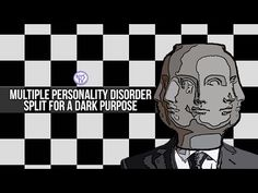 Multiple Personality Disorder (DID)- Split for a Dark Purpose w/ Donna C...