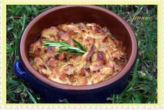 J'ai craqué sur la recette de Doria sur son joli blog, pourtant pas fan de lapin à la maison toute la famille en a raffolé. J'ai suivi sa recette à la lettre. A refaire !!! La présentation avec les cercles se fera avec mes prochains invités. Merci Doria...